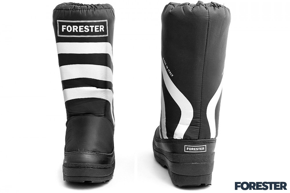 Дутики Forester Winter Puff 23254-27SB