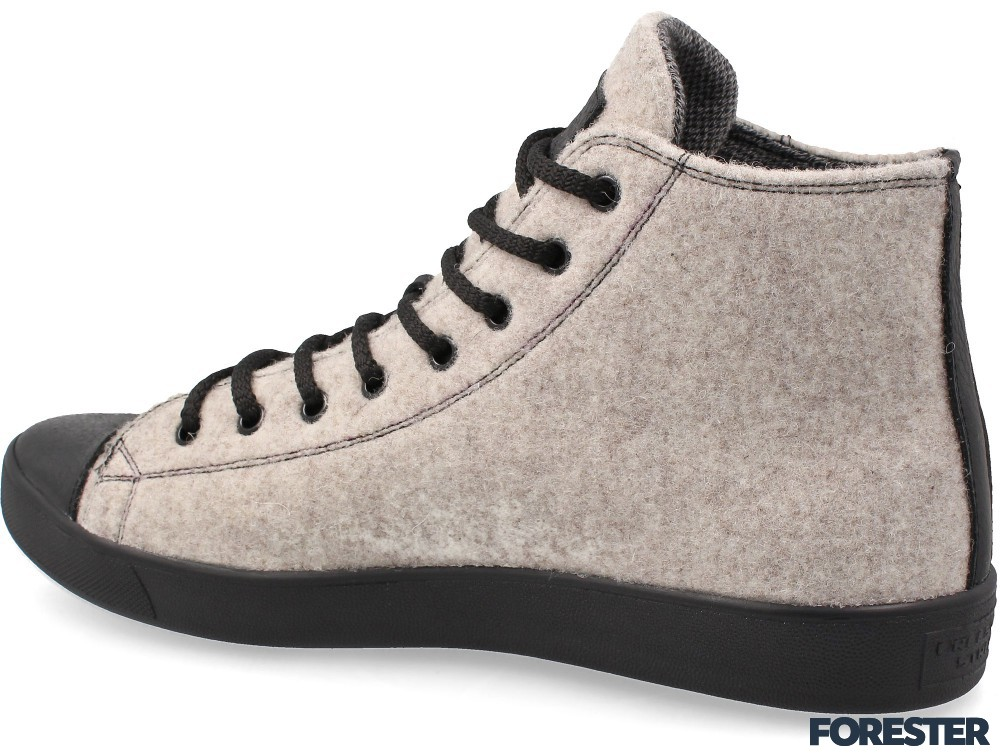 Кеды Forester Biege Wool 132125-18