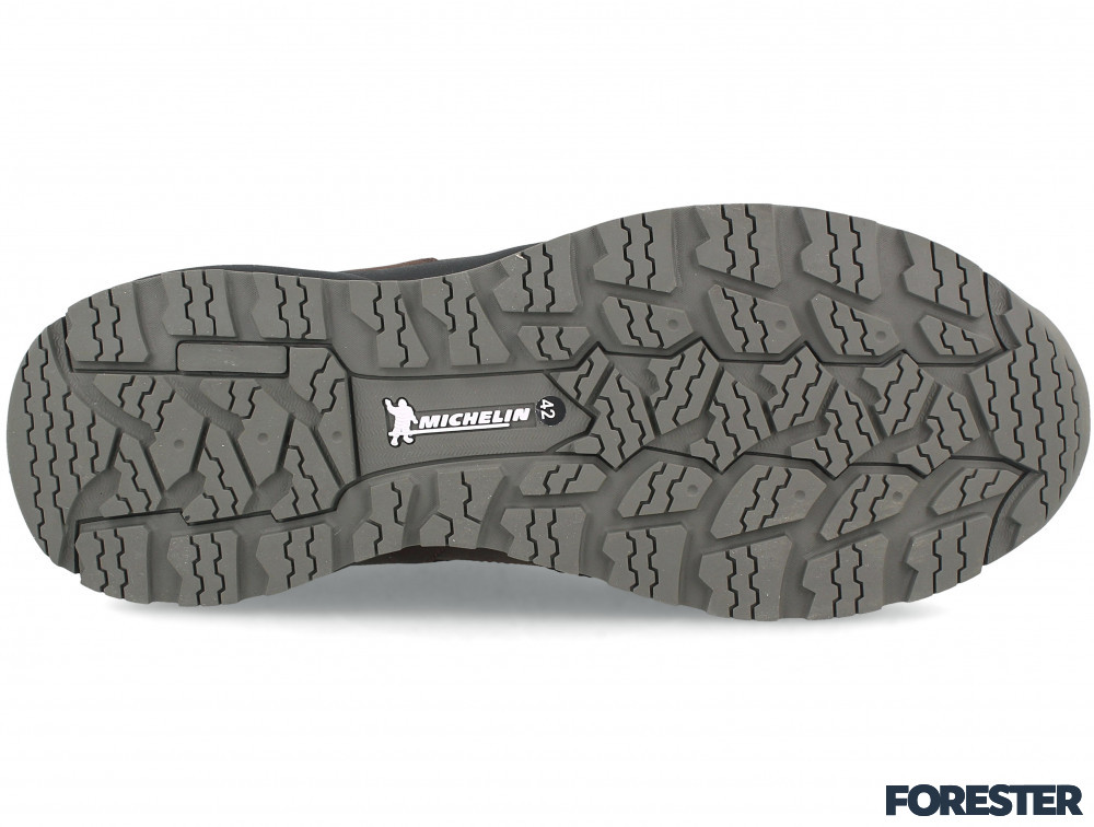Мужские кроссовки Forester Michelin Sole M8664-0078